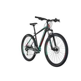 "ORBEA MX 40 29"" Black-Turquoise-Red"
